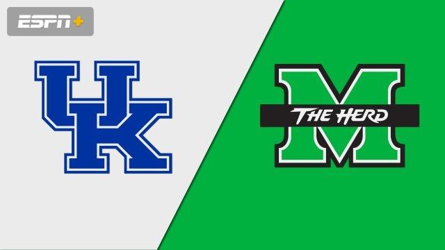 #15 Kentucky vs. #13 Marshall (Semifinal) (M Soccer)