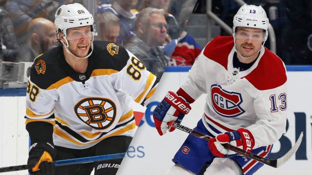 Boston Bruins vs. Montreal Canadiens