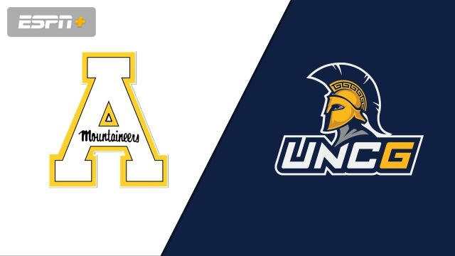 Appalachian State vs. UNC Greensboro (M Basketball)