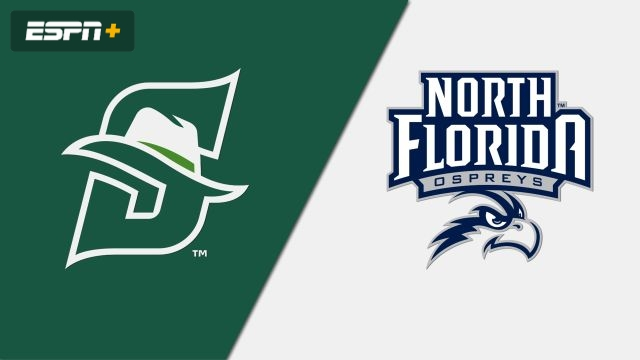 Stetson vs. North Florida (W Volleyball)