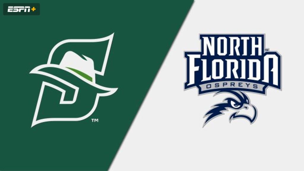 Stetson vs. North Florida (W Volleyball)