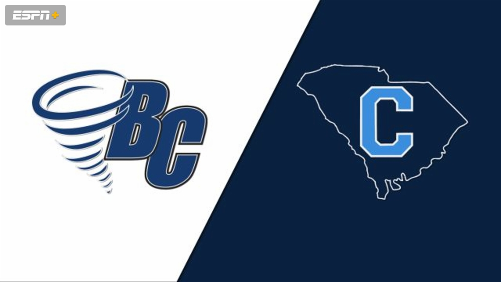 Brevard vs. The Citadel (M Basketball)
