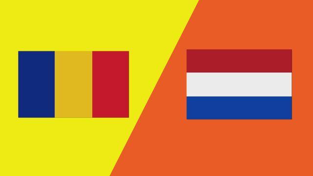 Romania vs. Netherlands (FIBA World Cup 2019 Qualifier)