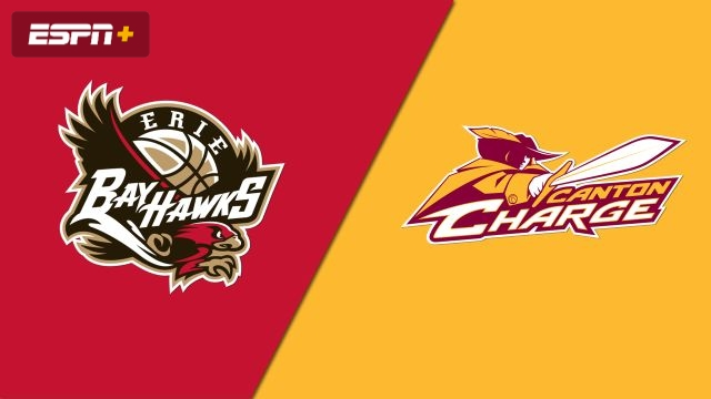 Erie BayHawks vs. Canton Charge