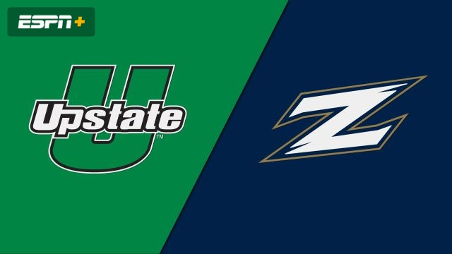 South Carolina Upstate vs. Akron (M Basketball)