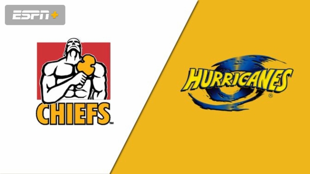 Chiefs vs. Hurricanes (Super Rugby)