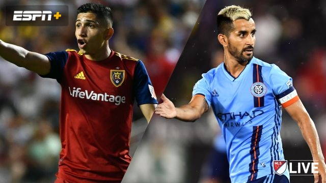 Real Salt Lake vs. New York City FC (MLS)