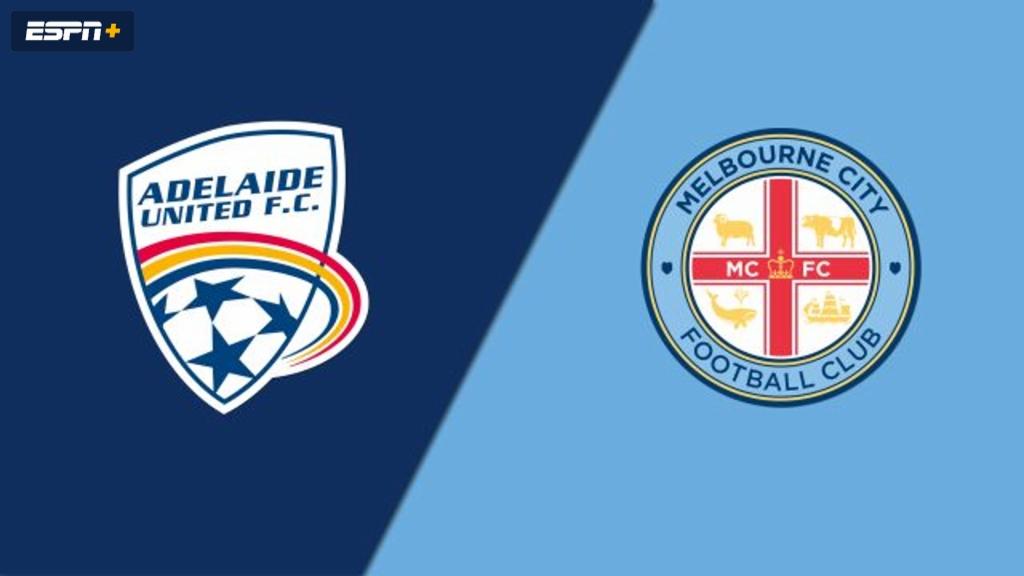 Adelaide United vs. Melbourne City FC (Final) (FFA Cup)
