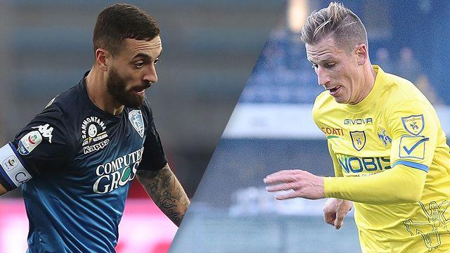 Empoli vs. Chievo (Serie A)