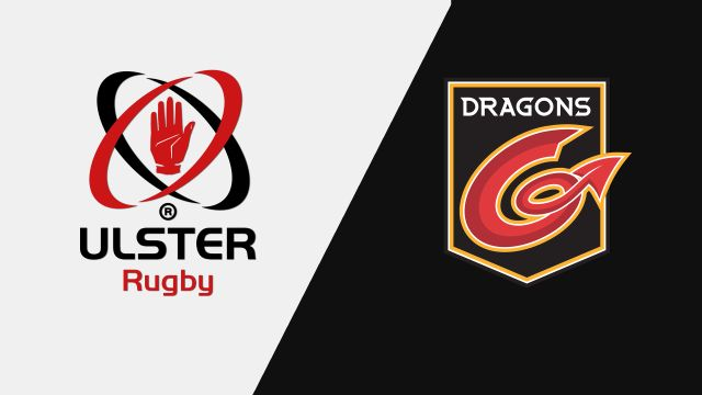 Ulster vs. Dragons (Guinness PRO14 Rugby)