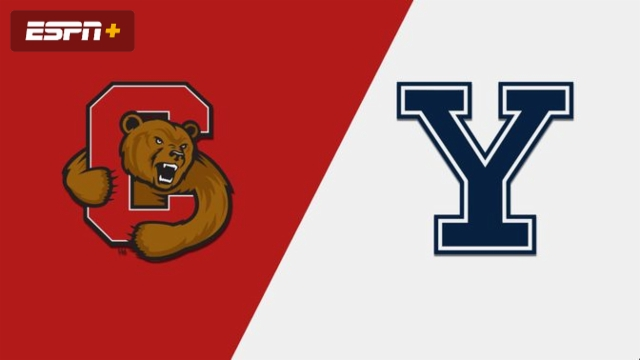 #2 Cornell vs. Yale (M Hockey)
