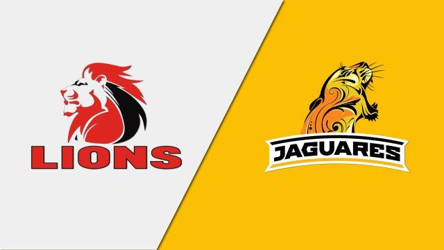 Lions vs. Jaguares