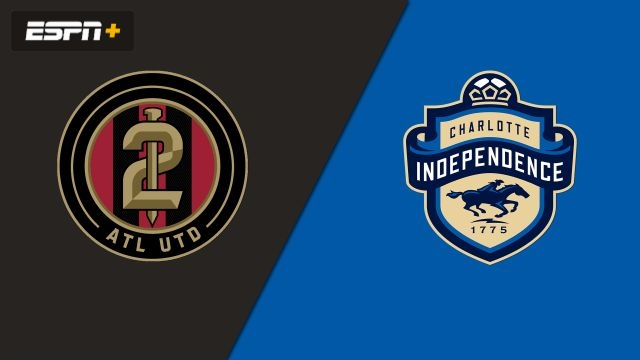 Atlanta United FC 2 vs. Charlotte Independence (USL Championship)