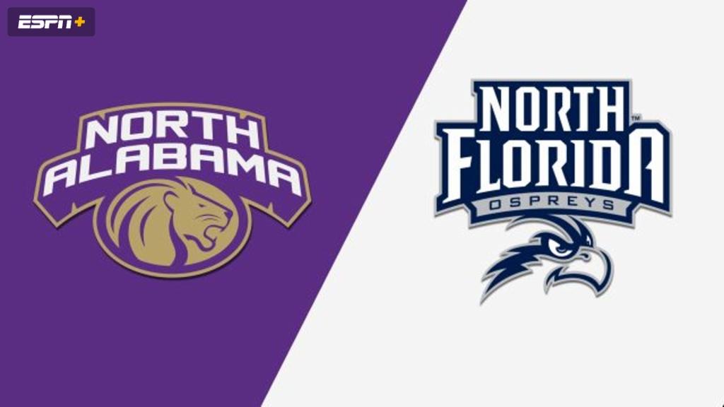 North Alabama vs. North Florida (M Basketball)