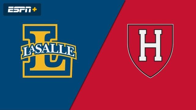La Salle vs. Harvard (M Water Polo)