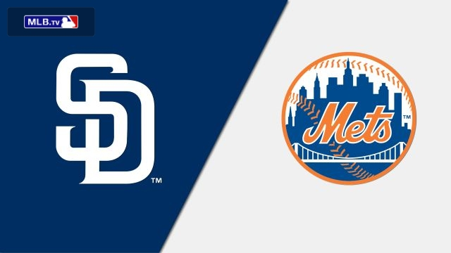San Diego Padres vs. New York Mets