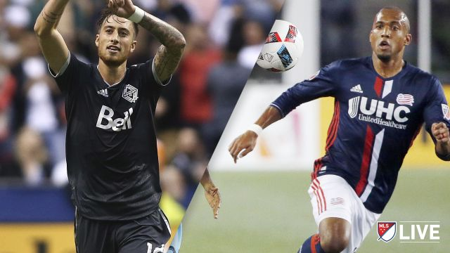 Vancouver Whitecaps FC vs. New England Revolution