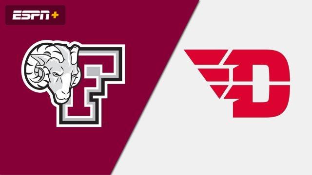 Fordham vs. Dayton (W Soccer)