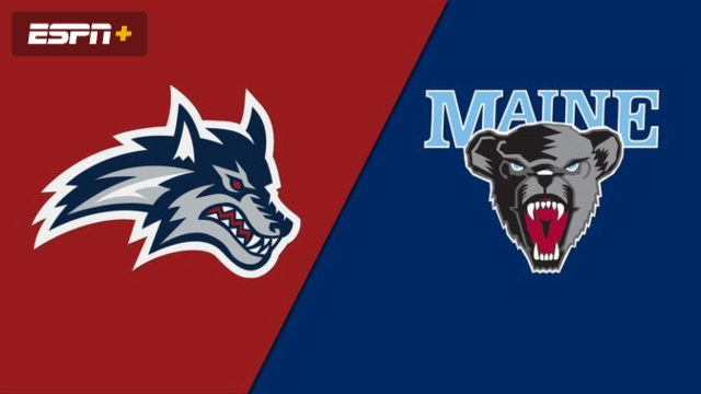 Stony Brook vs. Maine (W Basketball)