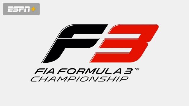 Formula 3 Austria Practice