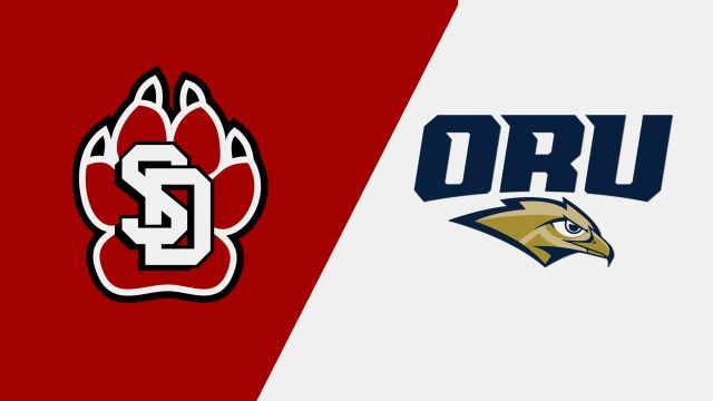 South Dakota vs. Oral Roberts (M Basketball)