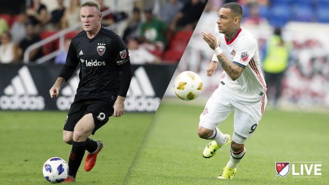 D.C. United vs. Toronto FC
