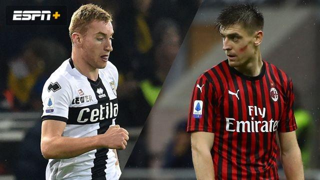 Parma vs. AC Milan (Serie A)