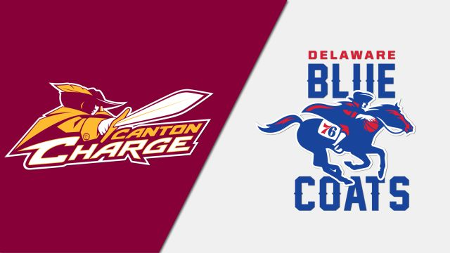 Canton Charge vs. Delaware Blue Coats