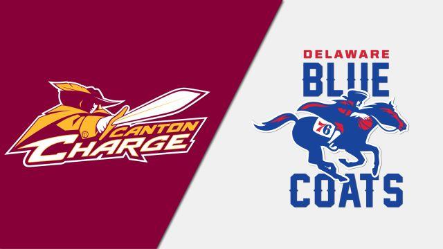 Canton Charge vs. Delaware Blue Coats