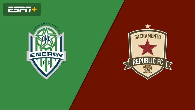 OKC Energy FC vs. Sacramento Republic FC (USL Championship)