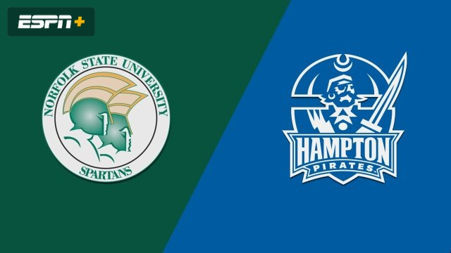 Norfolk State vs. Hampton (M Basketball)