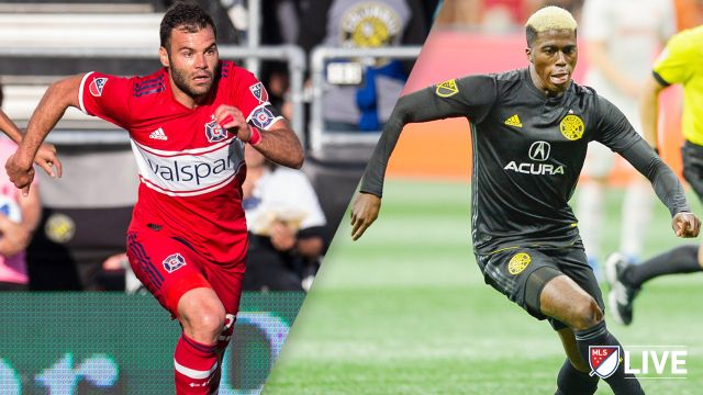 Chicago Fire vs. Columbus Crew SC