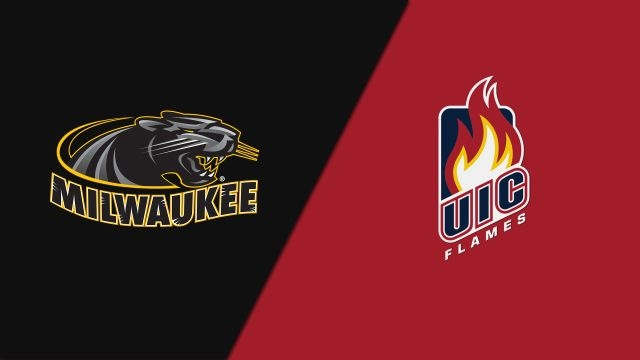 UIC vs. Milwaukee (Game 8) (Baseball)