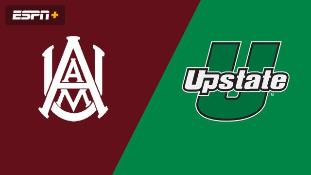Alabama A&M vs. USC Upstate (W Volleyball)