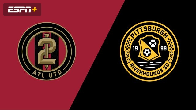 Atlanta United FC 2 vs. Pittsburgh Riverhounds SC (USL Championship)