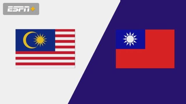 Malaysia vs. Chinese Taipei