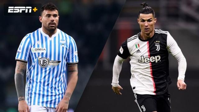 SPAL vs. Juventus (Serie A)