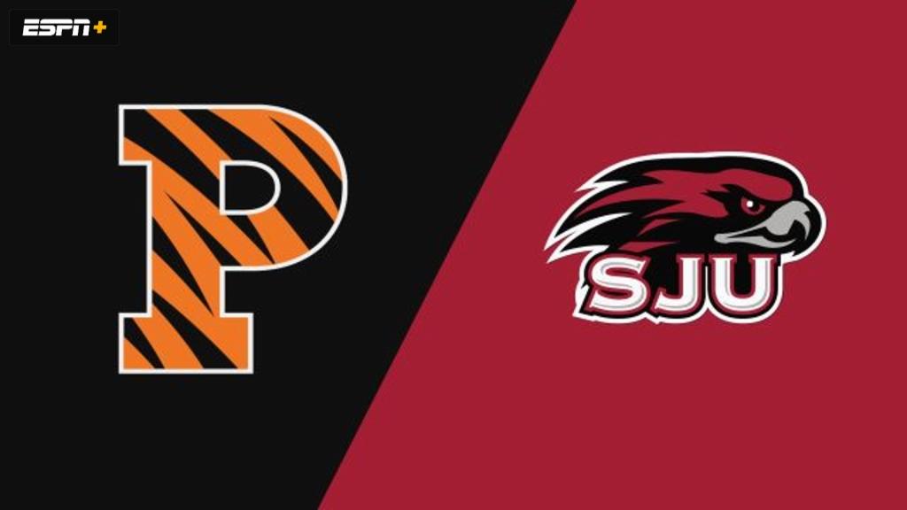 Princeton vs. Saint Joseph's (M Soccer)