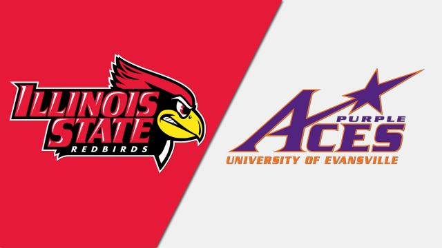 Illinois State vs. Evansville (M Basketball)