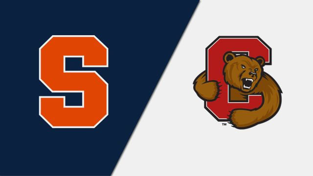 Syracuse vs. Cornell (W Hockey)