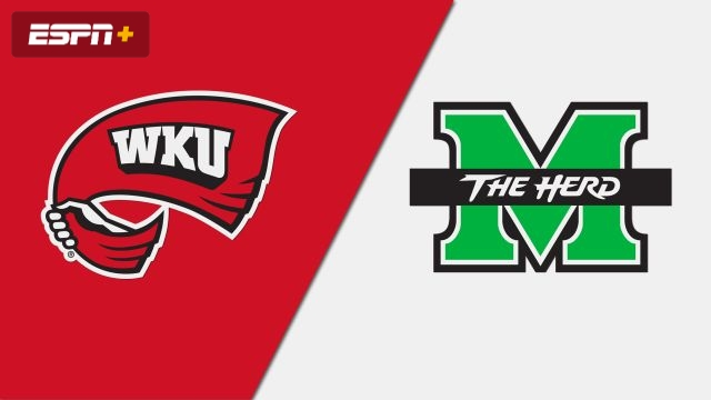 Western Kentucky vs. Marshall (W Basketball)