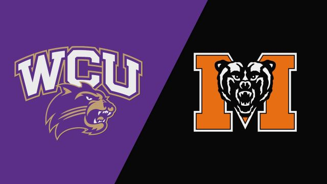 Western Carolina vs. Mercer (Football)