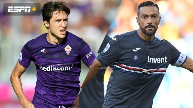 Fiorentina vs. Sampdoria (Serie A)