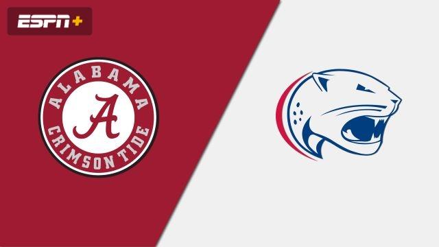 Alabama vs. South Alabama (W Basketball)