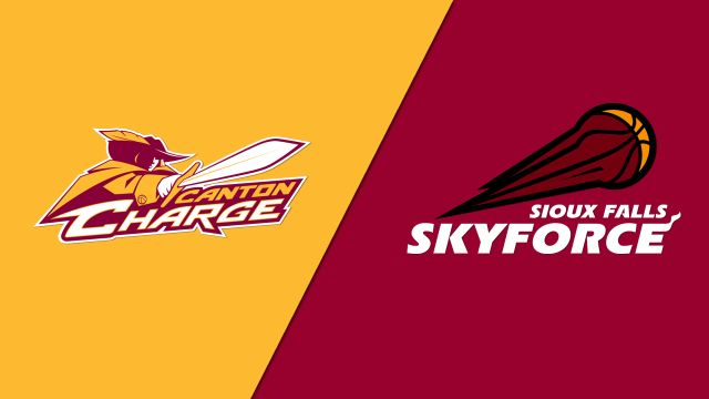 Canton Charge vs. Sioux Falls Skyforce