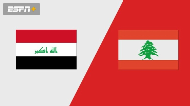 Iraq vs. Lebanon