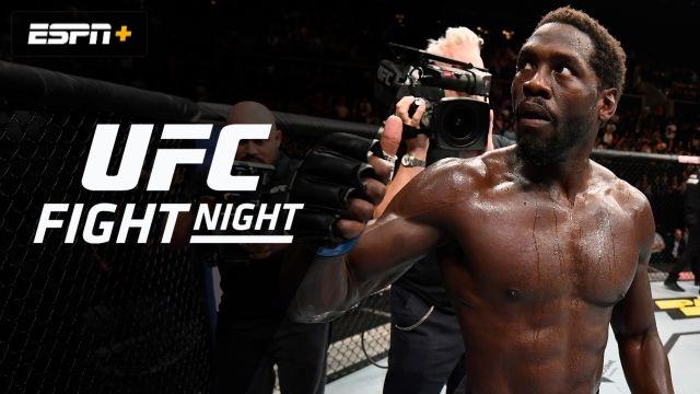 UFC Fight Night Post Show: Hermansson vs. Cannonier