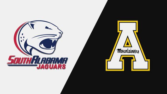 South Alabama vs. Appalachian State