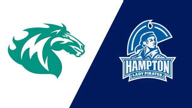 Mid-Atlantic Christian vs. Hampton (W Basketball)