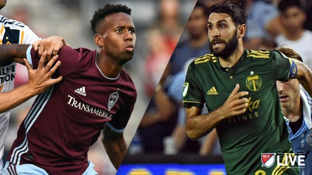 Colorado Rapids vs. Portland Timbers